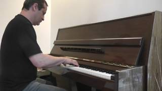 NEAL MORSE - BROKEN SKY/LONG DAY (Reprise) (Piano Instrumental cover) by ARIEL ROVNER