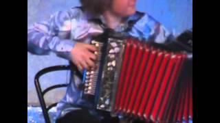 Чардаш Монти на гармони Михаил Морозов