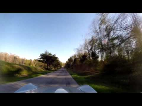 Corvette Cruising  Upton KY  4_19_14