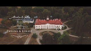 Piękny Teledysk Ślubny Ewelina i Łukasz | Pałac Wiejce | Nestor Krzeszyce