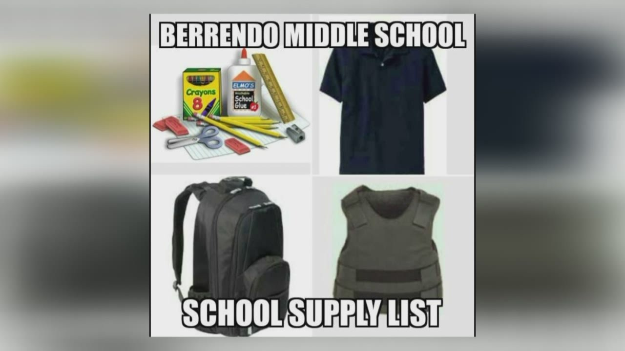 Meme poking fun at berrendo middle school shooting has parents upset