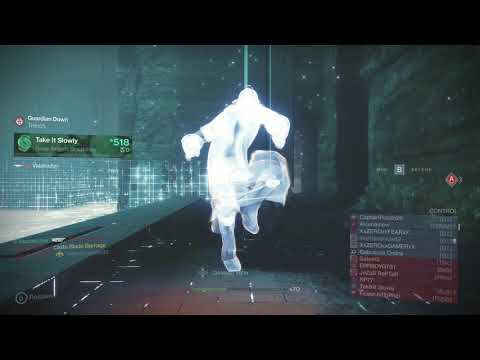 Destiny 2 (4K) -Crucible -Warlock 16k 2.29KDR - Lower Bitrate Capture Test