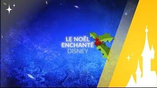 [FR] Coulisses : le montage du sapin de Noël de Disneyland Paris