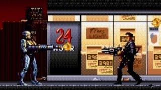Robocop Versus The Terminator (Genesis) Playthrough - NintendoComplete