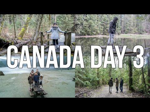 BUNTZEN LAKE & PORT COQUITLAM AIRBNB | CANADA DAY 3