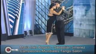 Campeones de tango Salón 2010 - 3