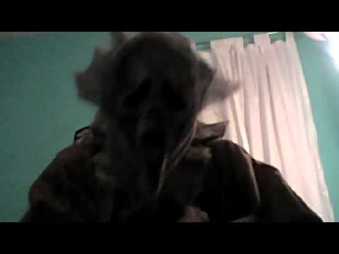 Scarecrow ghostface mask, 2011, and 2012 - YouTube   480 x 360 jpeg 7kB