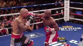 Mayweather vs Cotto Highlight
