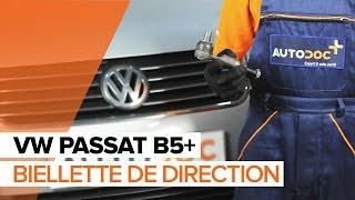 Montage Rotule De Direction VW PASSAT Variant (3B5) : vidéo gratuit