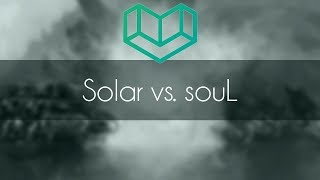 Solar vs. souL - ZvT - $100 Friday Tournament #1
