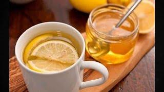 Вода с медом и лимоном по утрам простой способ быть здоровым