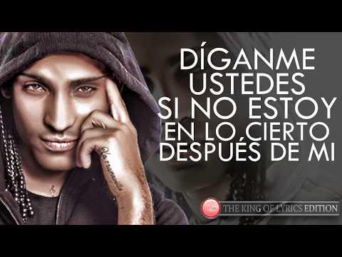 Arcangel - Por La Plata Baila El Mono (Letra) (Video Lyric) #TKOL