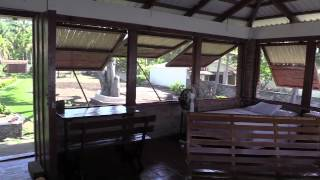 Absolute Oceanfront Studio Loft El Cocal Beach(Video tour of rental house on the beach in La Libertad, El Salvador Two double beds, 2 baths, kitchen Please google Absolute Oceanfront Studio Loft El Cocal ..., 2015-09-15T04:27:37.000Z)