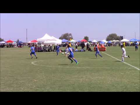 SR United 07B Gold vs Davis Alliance Lobitos
