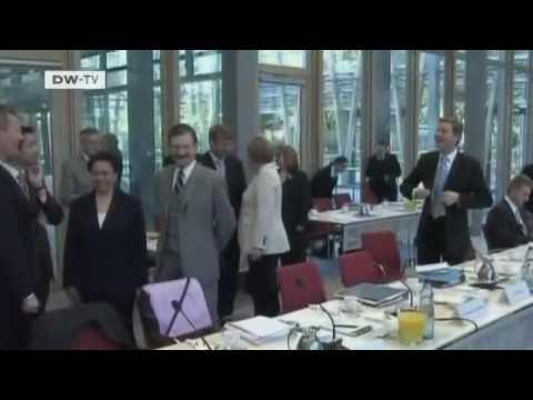 People & Politics   Coalition Talks - negotiating Germany