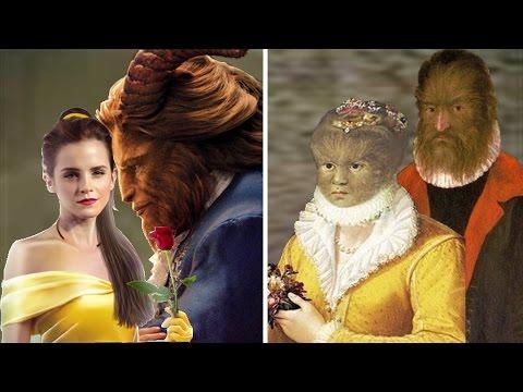 5 VERDADERAS HISTORIAS DE LAS PRINCESAS DE DISNEY | FoolBox TV| historia de la bella y la bestia