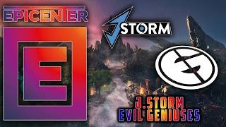 J.Storm vs EG | EPICENTER Major 2019