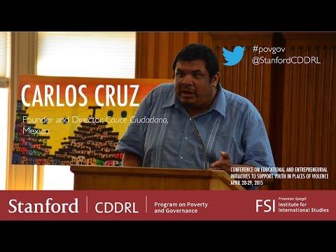 Carlos Cruz, Cauce Ciudadano (Citizen Channel) (Mexico)