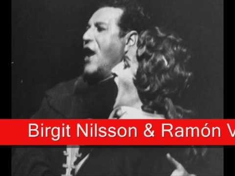 Birgit Nilsson & Ramón Vinay: Wagner  Die Walküre, 'Love Duet'