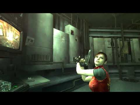 Resident Evil The Darkside Chronicles Wii - Memory of a Lost City Chapter 7 to 8 (Normal)