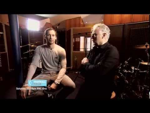 """Roger Taylor and Petr Cech – Football Focus"""