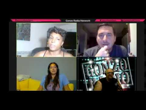 BlameGirl Podcast with Terry Wayne 8/10/20 - Presented by the Gonzo Radio Network