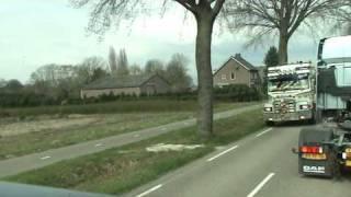 De Truckrun 2010 Gemeente Horst aan de Maas,Limburg,Nederland