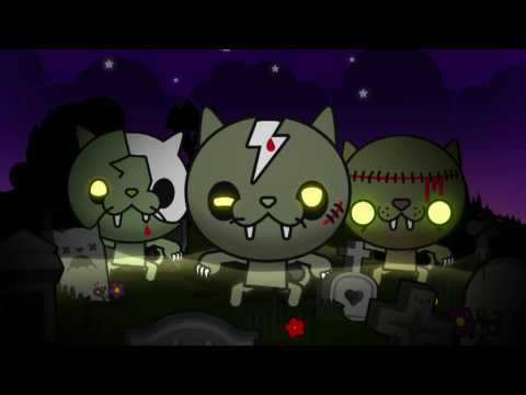 Pictures Of Zombie Cats