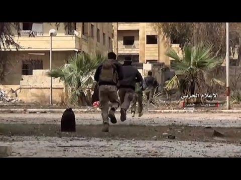 Aleppo: 'Dozens of civilians killed' fleeing Syrian army advance