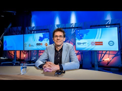 Talking Europe with Spitzenkandidat Bas Eickhout @ Democracy Alive Festival