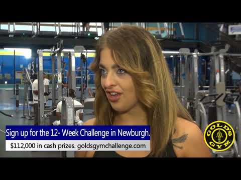 Gold's Gym Challenge 2018 - YouTube