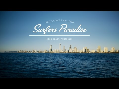 VisitGoldCoast.com presents - Surfers Paradise Lifestyle