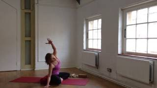 Flowing Yoga July 2016