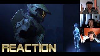 HALO INFINITE E3 MULTIPLAYER REVEAL | LIVE REACTION 2021