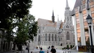 アキーラさん訪問④ハンガリー・ブダペスト・王宮の丘Budapest,Hungary