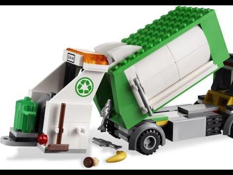 De RecyclageÀ Les Enfants Lego City Camion OrduresJouets Pour srthQdCx