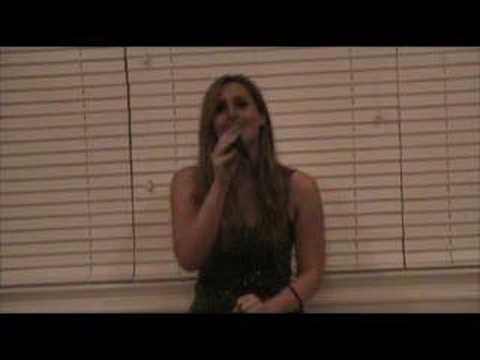 Anyway by Martina McBride * Christen Lee Sawyer singing