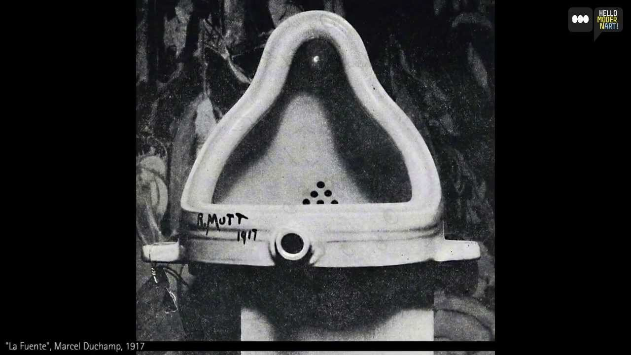 marcel duchamp, fountain essay In a writing directed towards duchamp, ts eliot in his essay on  are marcel duchamp and damien hirst marcel  marcel duchamp and his work the fountain.