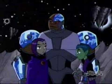 Teen Titans Beast Boy And Raven Love Youtube