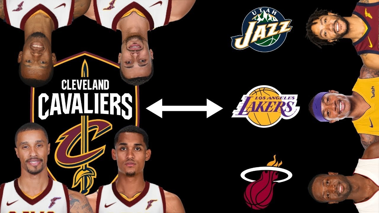 NEW LOOK CAVS - Are They Good Enough To Win It All? #1