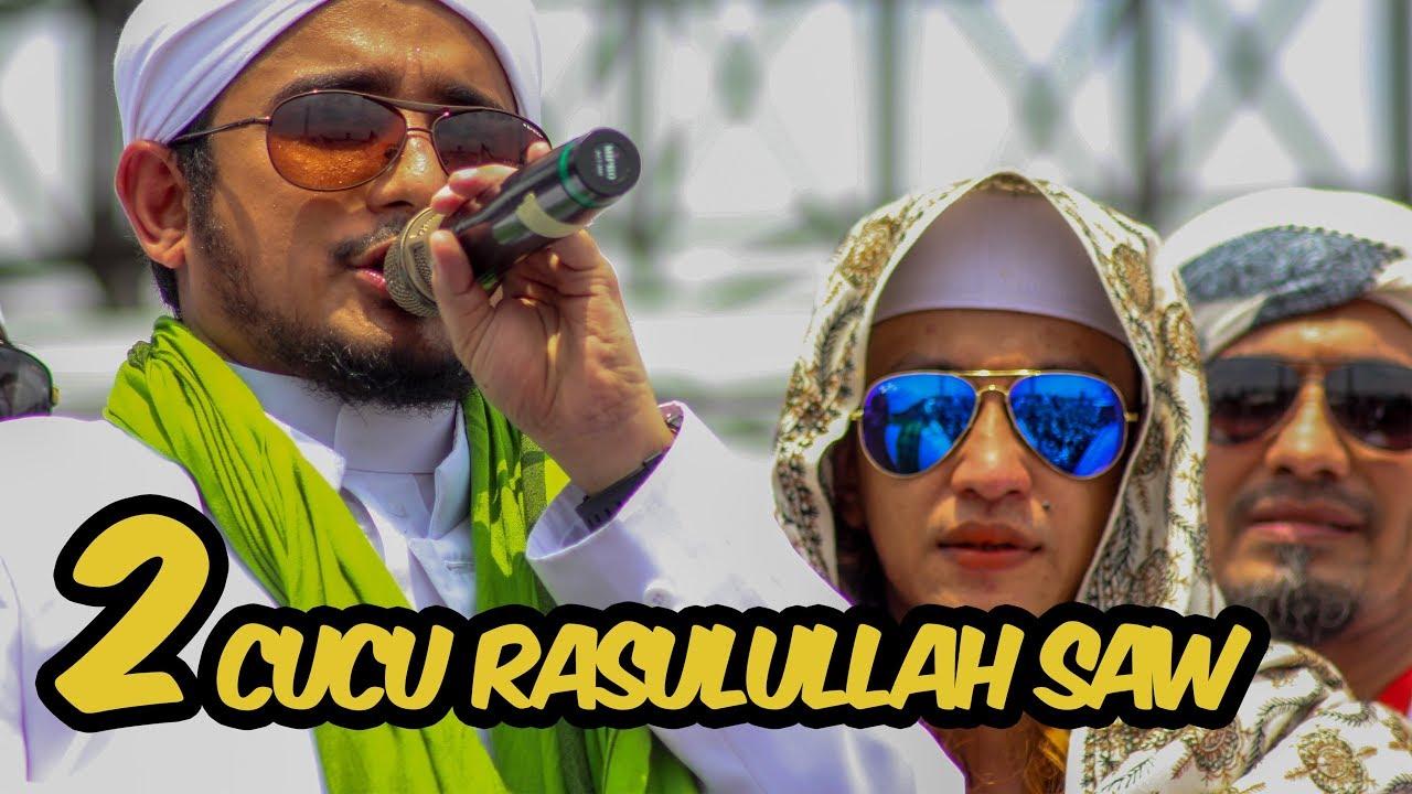 Dua Cucu Keturunan Rasulullah Saw Yang Ganteng Habib Hanif Dan Habib Bahar Di Reuni 212 Hd Youtube