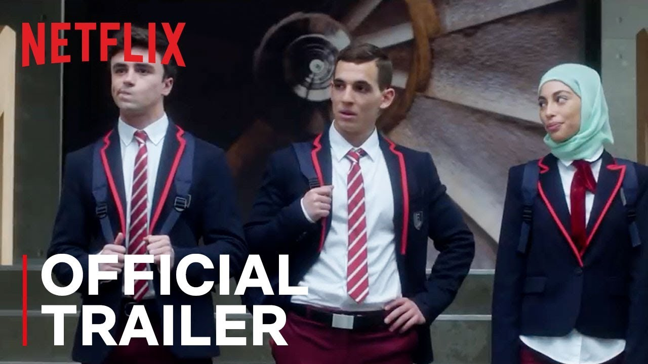 Elite Official Trailer Netflix