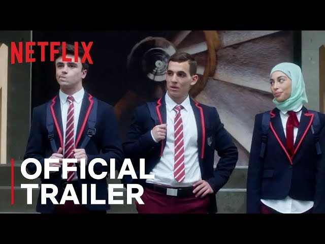 Elite | Official Trailer | Netflix