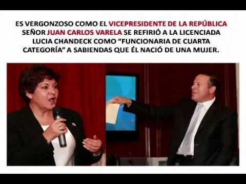 JUAN CARLOS VARELA UN POCO DE ORDEN.wmv