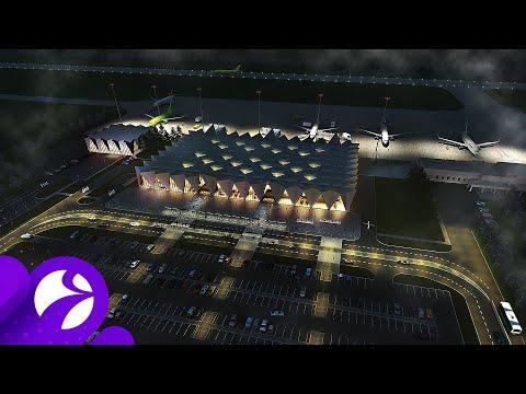 Аэропорт Нового Уренгоя капитально отремонтируют
