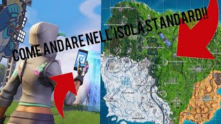 Glitch-COME ANDARE IN THE Standard ISOLA IN THE CREATIVE MOD! -Fortnite BR-