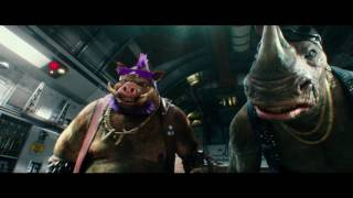 Teenage Mutant Ninja Turtles: Out of the Shadows | Trailer #4 | PPI