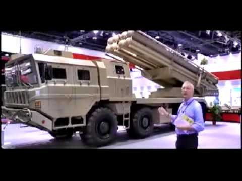 Multiple Artillery Rocket System AR3 For The Peruvian Army