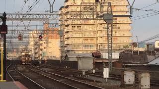 近鉄5800系 DH02編成(普通尼崎行き)鶴橋駅 入線‼️