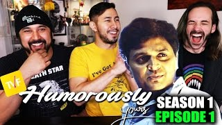 TVF Humorously Yours E1 Reaction | Greg & John (E2 coming today!)